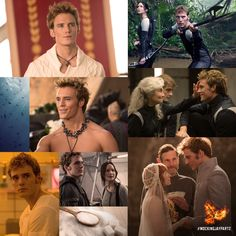 Find images and videos about the hunger games, hunger games and catching fire on We Heart It - the app to get lost in what you love. The Hunger Games, Hunger Games Movies, Hunger Games Humor, Hunger Games Catching Fire, Hunger Games Trilogy, Sam Claflin, Hunger Games Merchandise, Finnick And Annie, We Heart It