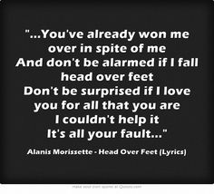 LETRA I'M A BITCH, I'M A LOVER - Alanis Morissette ...