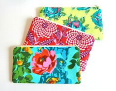 $15.50 Accessory Zipper Pouch, Makeup Bag, Cosmetic Case, Organizer, Women and Teens