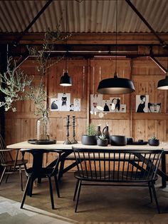 - dining area is typically for a captive audience at specific few hours of e day, if at all, great using space as art/ creative space, contemplative -