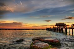 Sihanoukville Sunset - #cambodia #asia holidays best vacations