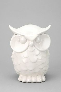 Urban Outfitters  Owl Cookie Jar