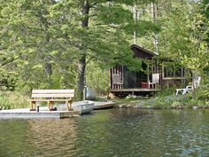 norway cabin   Norway Cabin - one of our Ely MN resort vacation cabins at the edge of ...