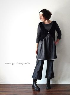 Oh, Rosa P., how I love your style.