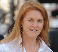 Sarah Ferguson was staying with the Royal Family at Balmoral when the story of her vacation with 'financial advisor' John Bryan in 1992.