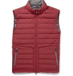 Burberry Mid-weight Down-filled Gilet With Detachable Hood | Men&39s