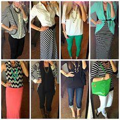 Totally teacher outfit ideas!