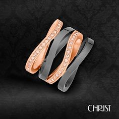 #Lieblingsstücke #ShadesOfGrey #Ring #ChristJuweliere
