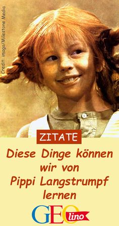 Pippi Langstrumpf Zitate The bright redhead can teach us a lot about life and friendship! We present Pippi Longstocking's most beautiful quotes GEOLINO. View Quotes, Best Quotes, Love Quotes, Anne Sweeney, Love Your Sister, Wedding Canvas, Pippi Longstocking, Nobel Prize In Literature, Richard Branson