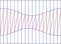 Diagonal shift crease pattern | Flickr - Photo Sharing!