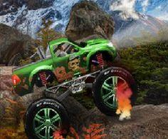 Rag Monster Truck - foxyspiele.com