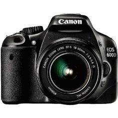 Canon EOS 600D SLR-Digitalkamera 3 Zoll Kit inkl. EF-S: Amazon.de: Elektronik