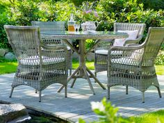 Sika Design Georgia Garden Gartentisch rund Grace kaufen im borono Online Shop