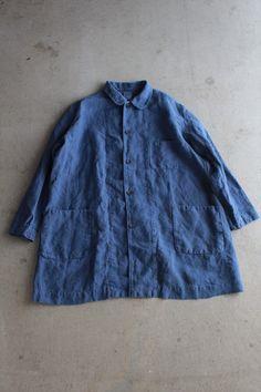 CO 003<br>リネン3PKTコート