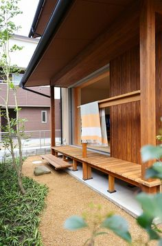 写真06|Y様邸/プレズィール/トラッド(H28.4.15更新) Japanese Modern, Japanese Interior, Japanese House, House Layout Plans, House Layouts, House Plans, Japanese Architecture, Architecture Design, Garden Design