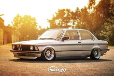 BMW E21 dapper