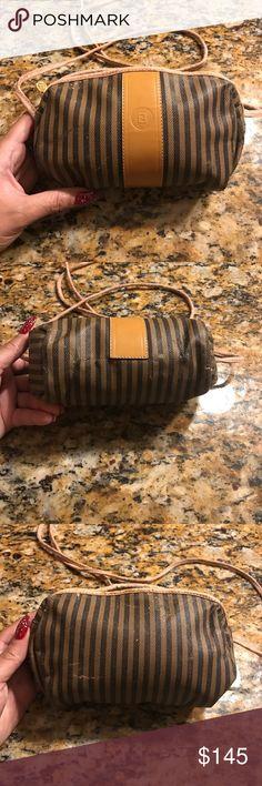 Vintage Fendi Crossbody Bag Vintage Fendi Crossbody Bag. Fendi Bags Crossbody Bags