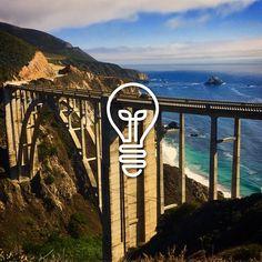 Happy #MurmurMonday!  Hope your week is as fun and sunny as your weekend was!  #monday #santacruz #murmurize #designagency #creativeagency #nature #natureporn #bridge #landscape #ocean #pnw #beauty #