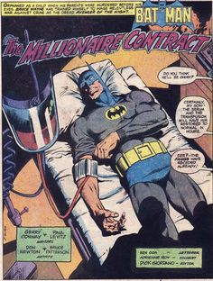 don newton batman