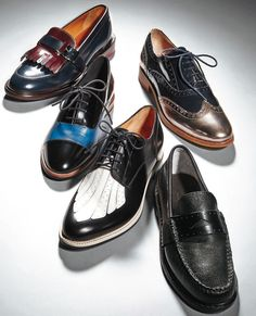 Tomboy Chic: Here are Menswear-Inspired Shoes to Boost Any Look!  #InStyle