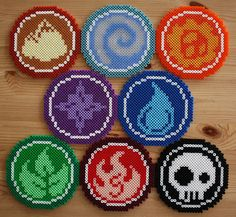 Skylanders 8 elements 03 (=Don Cristo=) Tags: beads ses hama perler skylanders Perler Beads, Hama Beads Coasters, Perler Bead Art, Fuse Beads, Perler Bead Designs, Hama Beads Design, Melty Bead Patterns, Hama Beads Patterns, Beading Patterns