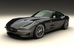 The 2012 Lyonheart K is a British made, luxury sports car that has been built to honor the E-Type Jaguar. The Lyonheart K has been designed by Robert Palm of Classic Factory, working in collaboration with Bo Zolland.