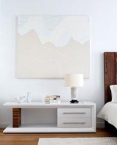 cool nightstand