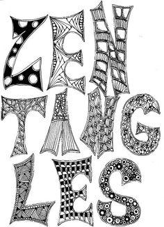 zentangle art hipster - Buscar con Google