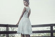 Ten questions to... Laure de Sagazan, wedding dresses, marriage, designer, interview