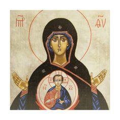 Ikona Matka Boża Orantka