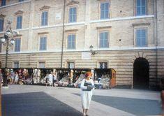 #magiaswiat #włochy #podróż #wakacje #zwiedzanie #europa  #blog #loretto #sanktuarium Street View, Blog, Europe, Blogging