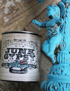 junk gypsy FREE SPIRIT Chalk & clay PAINT - Junk GYpSy co.