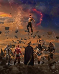 ArtStation - Justice League vs Superman, Hasan KaziYou can find Justice league and more on our website. Arte Do Superman, Mundo Superman, Batman E Superman, Batman Arkham, Batman Robin, Arte Dc Comics, Dc Comics Superheroes, Dc Comics Characters, Marvel Vs