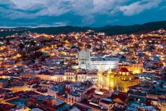 Guanajuato, Mexico | 17 Impossibly Colorful Cities You'll Want To Visit Immediately