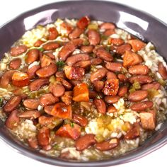 Red Beans and Rice by Michael Symon