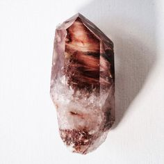 Luminosity Crystals: Amphibole Crystal