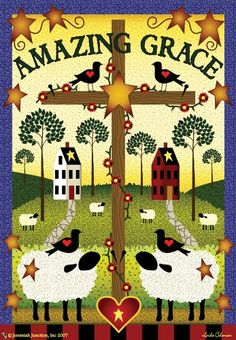 Amazing Grace Cross House Flag Jeremiah Junction,http://www.amazon.com/dp/B00157SQRQ/ref=cm_sw_r_pi_dp_EHXwtb0AZD0D37PS