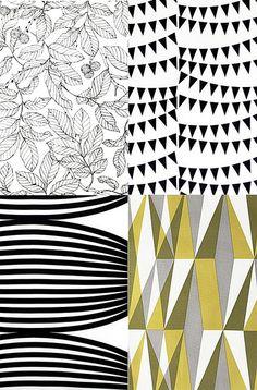 Strange combination of patterns but I like it!