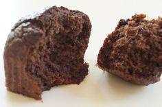 Low carb lækkerier: Muffins med bønner og chokolade