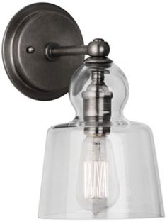 Albert Collection Robert Abbey Wall Sconce - #EUX3512 - Euro Style Lighting