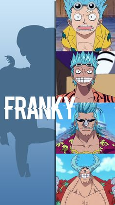 Franky wallpaper