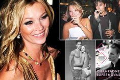 Kate Moss 'shovelled up so much cocaine and vodka friends nicknamed her THE TANK' - Mirror Online