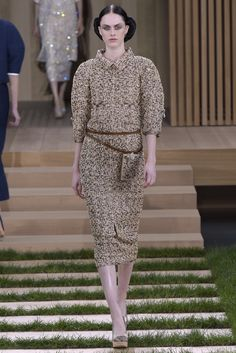 Chanel Couture Spring 2016 Photo by Giovanni Giannoni