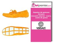 Mocasines de #Versace en oferta en #Outletpremier