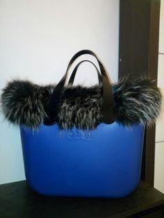 #O'bag blu maya