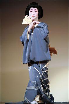 F U M I C H O: Kyo Odori 2007 | Fumicho, the most senior Geiko