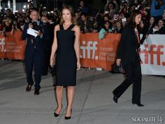 """TORONTO, ON - SEPTEMBER 08: Actress Olivia Wilde attends the """"Rush"""" premiere during the 2013 Toronto International Film Festival at Roy Thomson Hall on September 8, 2013 in Toronto, Canada."""