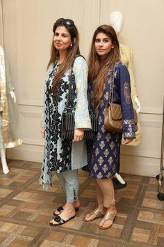 Amber Gohar and Mishal Asad