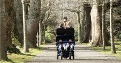 This mind-blowing, mega pram can seat seven children! #KinderPod, #MultipleBirth, #News, #Prams, #Siblings