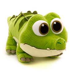 Disney Baby Croc Small Soft Toy | Disney StoreBaby Croc Small Soft Toy - Kids will love this adorable baby crocodile from Tinker Bell and the Pirate Fairy. He's lime green and has cute 3D eyes and teeth that show the full extent of his smile.